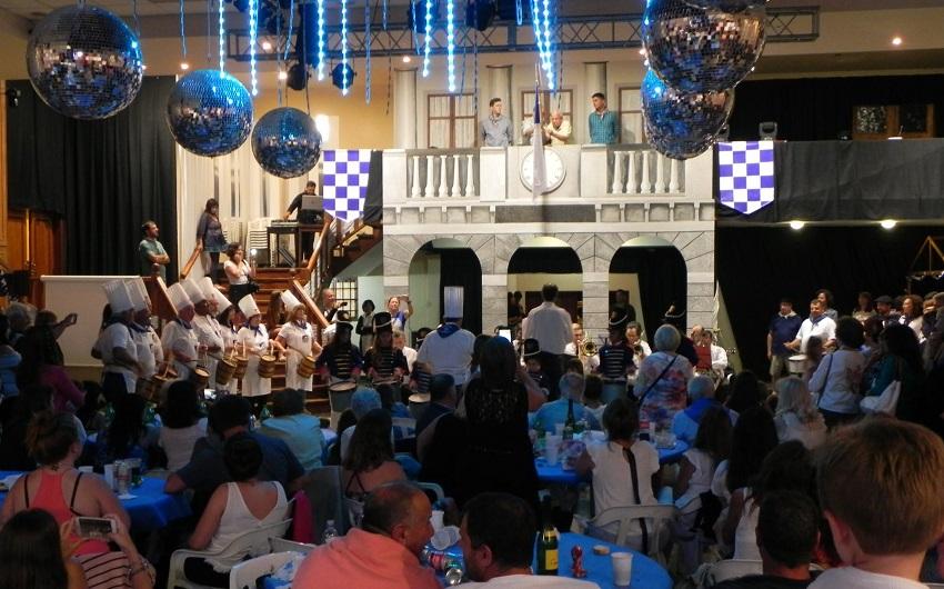 Festejo de San Sebastián 2018 en Necochea