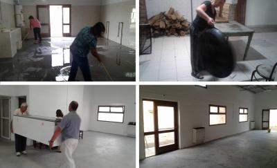 Euskal Odola Basque Club's new headquarters in Ayacucho