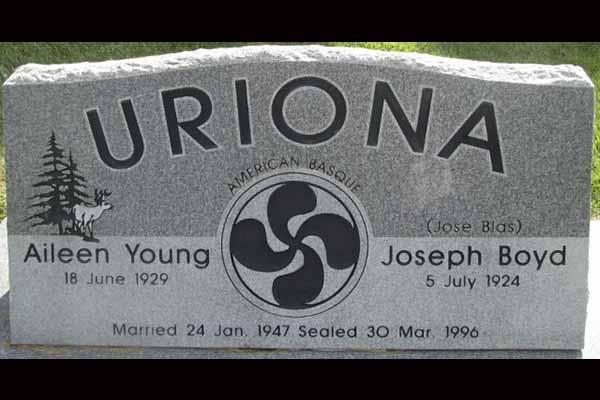 Joseph Boyd Uriona
