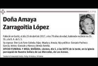 Amaya Zarragoitia López