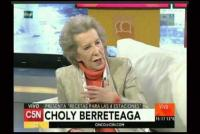 Choly Berreteaga