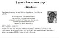 Ignacio Lascurain Arizaga