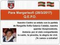 Margarita Sofia Galarza