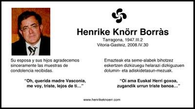 Henrike Knörr Borràs