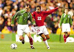 La selección de Euskadi se enfrentó a Uruguay el año pasado en San Mamés