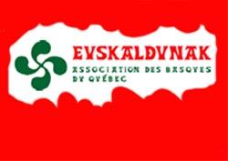 Logo y símbolo de Euskaldunak de Quebec