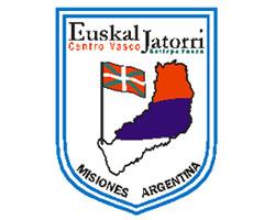 Logo del Centro Vasco 'Euskal Jatorri' de Posadas