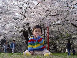 Kota-Chan, hijo del euskaldun autor del blog 'Txapela buruan eta... Japoniatik albiste kaskarrak', es el protagonista del último post de su padre