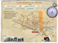 Bonbardaketari buruzko infografietako bat