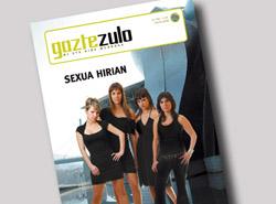 Además de con nuevo nombre la revista llega este mes renovada y provocadora en su aspecto