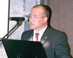J. I. Perez, EHUko errektorea (Euskonews argazkia)