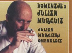 Haize Hegoak Julián Murguía euskal-uruguaiarrari eskaini dio 'Homenajes-Omenaldiak'eko lehenengoa