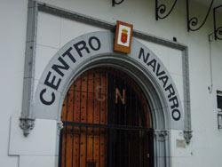Buenos Aireseko Nafar Etxeko borta nagusia