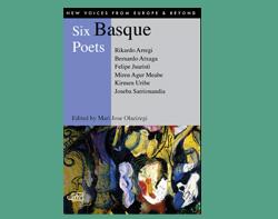 'Six Basque Poets' liburuaren azala