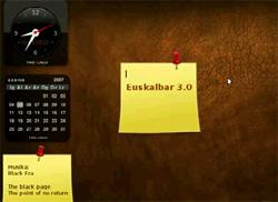 Video sobre la instalación de Euskalbar en el portal  EuskalTube.com