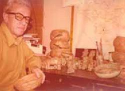 Cele Otaño (Bilbo, 1912-Donostia, 2003). Martxo osoan egongo da zabalik erakusketa Bergaran