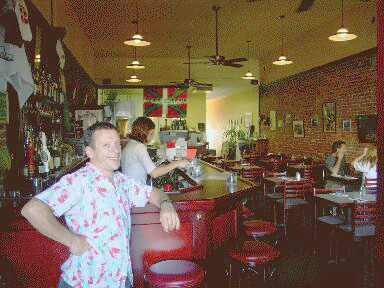 Michel Olaizola opened Le Fandango Bistro in March 2000 in downtown San Luis Obispo, CA