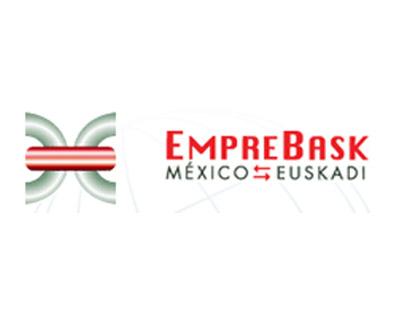 Emprebask-Mexikoko logoa