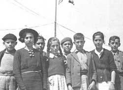 1937. urtean 4.000 haur euskaldunek Ingalaterrara joan behar izan zuten Espainiako Gerra Zibilaren hondamenditik ihes egiteko (argazkia EiTB24.com)
