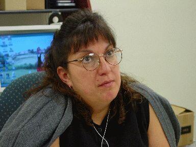 Kate Camino Renoko itzultzaile eta kultur eragile buffalotarra