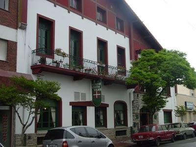 Denak Bat Basque Club in Mar del Plata, Argentina (photo EuskalKultura.com)