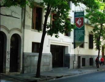 Sede del Instituto Euskal Echea en Buenos Aires
