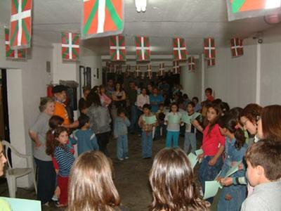 Celebración del Euskararen Eguna en el Centro Haize Hegoa de Montevideo