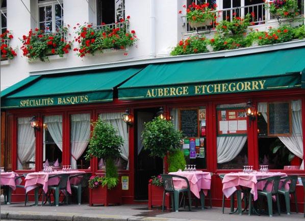 Euskal kultura recursos for Restaurantes franceses