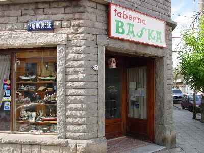 Taberna Baska restaurant (photo EuskalKultura.com)