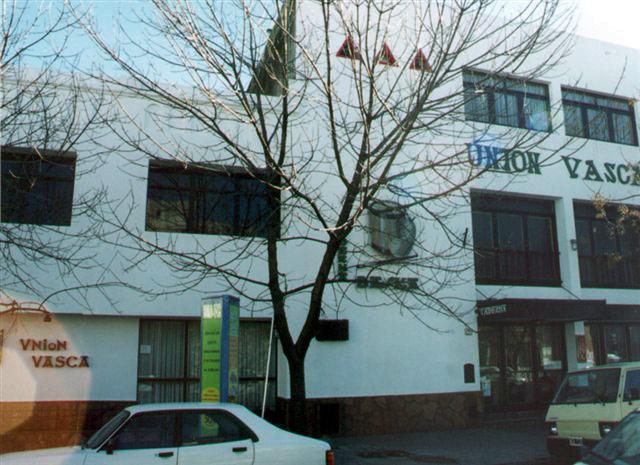 Sede del Centro Unión Vasca de Bahía Blanca