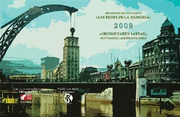 'III. Memoriaren Sareak 2009' kartela