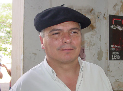 Cesar Arrondo (argazkia EuskalKultura.com)