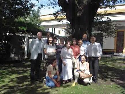 Udako Euskal Unibertsitateko ikastaroak egin zituzten ikasle batzuk