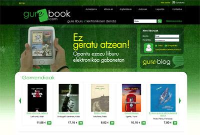 Gurebook.com webgunearen azala