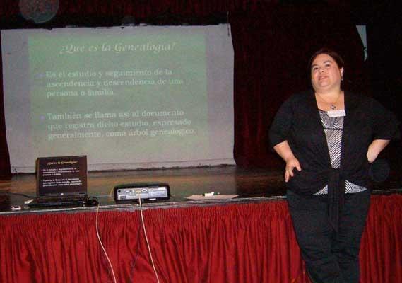 Laura Nobile genealogista