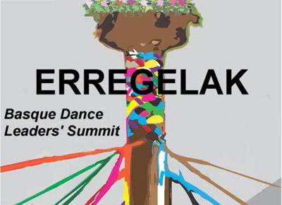 NABOren Basque Dance Leaders' Summit topaketaren afitxa