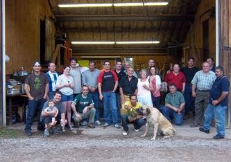 Rhode Island Basque Club Txitxiburduntzi 2011