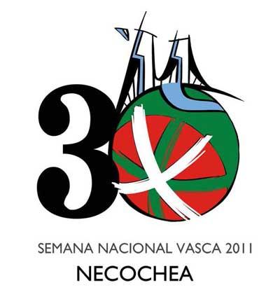 Necocheako 2011ko Euskal Asteko logoa
