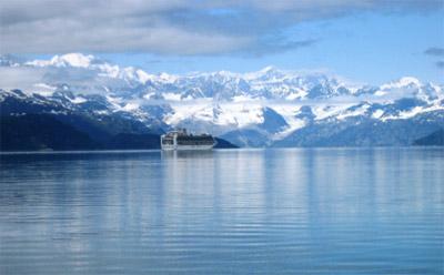 Glacier Bay Parque Nazionala bisitatuko du itsasontziak, Alaskako beste toki ikusgarriekin batera