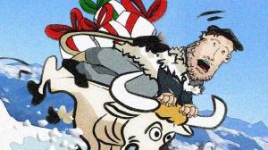 Dibujos De Navidad Del Olentzero.Euskal Kultura Noticias