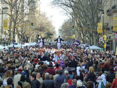 "Imagen del ""Buenos Aires celebra al País Vasco"" (foto EuskalKultura.com)"