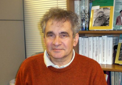 Bernardo Atxaga idazlea (argazkia EuskalKultura.com)