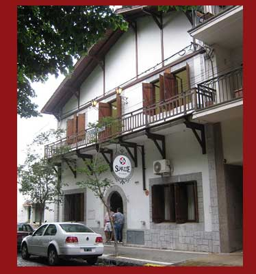 Gure Etxea Basque club in Tandil