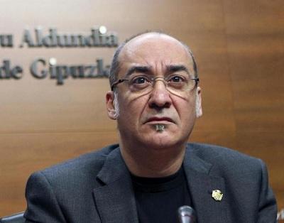 Martin Garitano diputatu nagusia izango da ordezkaritzaren buru