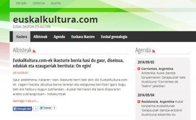 EuskalKultura.com-en azal berria