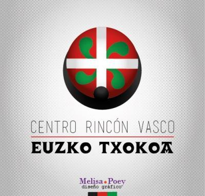 Gral Acha-ko Euzko Etxea euskal etxeak antolatutako logo lehiaketaren irudi irabazlea