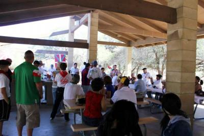 Members of the Lagun Onak Basque Club of Las Vegas, Nevada celebrated the picnic last year in a good atmosphere (Photo: LOBC)