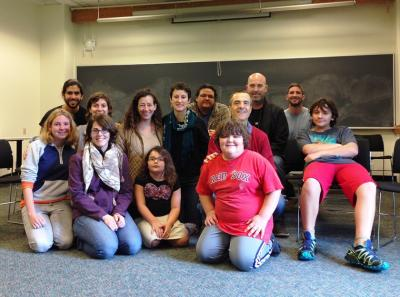 Gorka Ochoa, organizer and teacher, is satisfied with moving to Harvard University (Photo: NEBC)