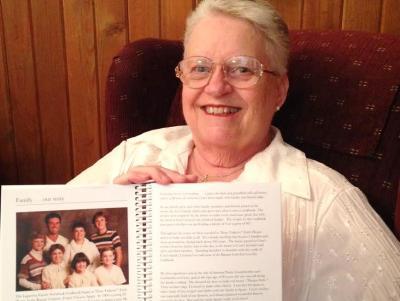 Sue Legarreta is now willing to publish a second edition of her cookbook (Photo: Sue Legarreta)