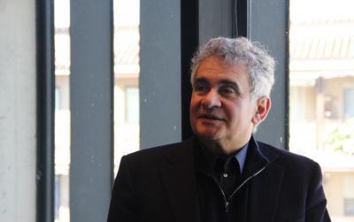 Bernardo Atxaga idazlea (argazkia www.etxepare.eus)